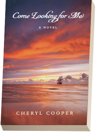 Cheryl Cooper's books Come-Looking-For-Me