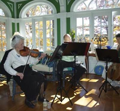The Trio -- Ruth, Neil & Pam