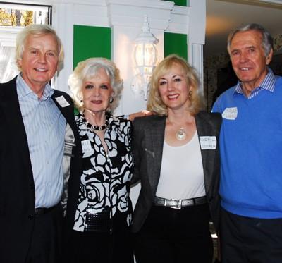 Patrick Boyer, Publisher, Cheryl's Mom, Cheryl, Cheryl's Dad