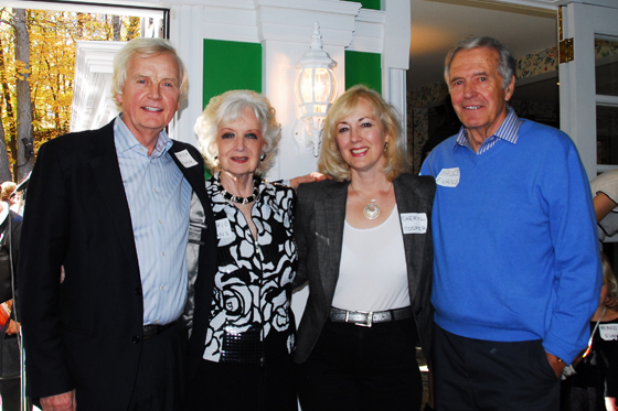 Patrick Boyer, Publisher, Cheryl's Mom, Cheryl, Cheryl's Dad