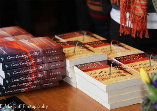 The Novels. Photo courtesy of  E. MacDuff Photography