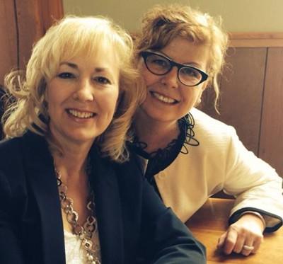 With Dawn MacDonald