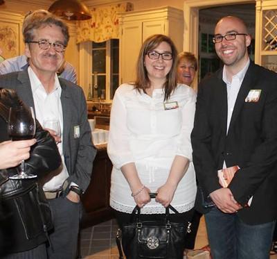 Randy, Melissa & Matt