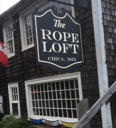 The Rope Loft (1813), Chester, N.S.