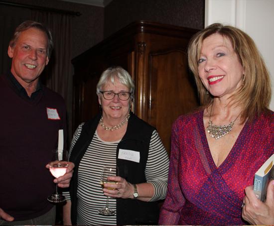 Brian, Freda and sister Linda