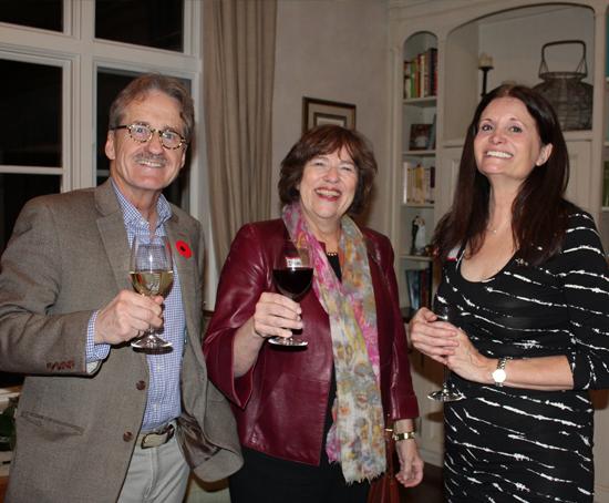 Randy, Darlene and Lynn