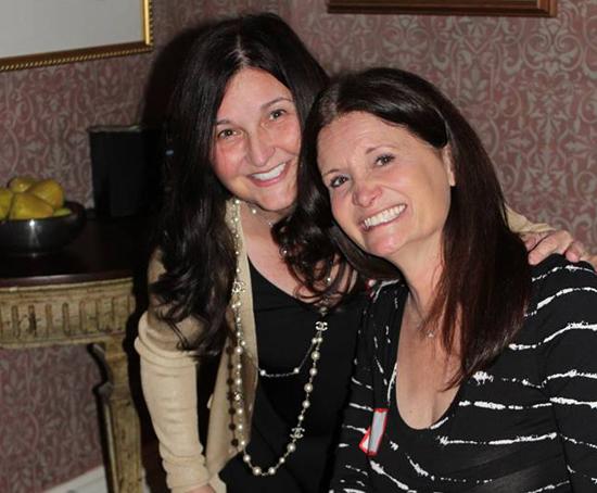Lynda and Lynn