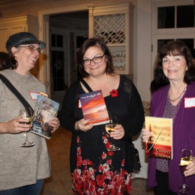 Pat, Tena and Patti