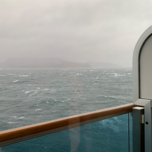 Rough Weather in the Hebrides